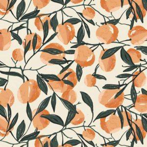 Art Gallery Fabrics Leos Orchard - katoen poplin