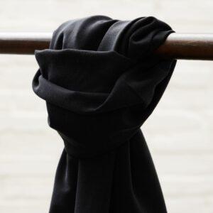 Soft Stretch Twill Black Meetmilk