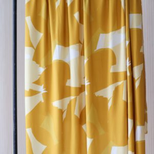 Ecover viscose rush yellow mind the maker